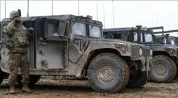 Mỹ dự kiến điều chuyển binh sĩ đồn trú từ Đức sang Ba Lan