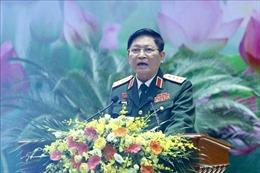 Bộ trưởng Ngô Xuân Lịch kiểm tra công tác chuẩn bị Đại hội Đảng bộ Quân khu V