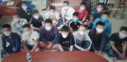 Mạnh tay trấn áp các băng nhóm tội phạm tại TP Hồ Chí Minh