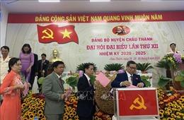 Đại hội đại biểu Đảng bộ huyện Châu Thành, Đồng Tháp