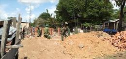 Bộ đội biên phòng Gia Lai góp sức xây dựng nông thôn mới vùng biên