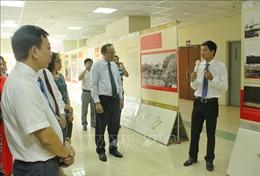 Hơn 200 tư liệu trưng bày tại triển lãm 'Hồ Chí Minh - Những nét phác họa chân dung'