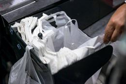 Thủ đô Jakarta cấm túi ni-lông sử dụng một lần