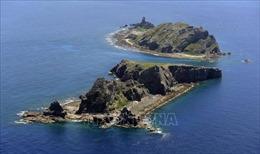 Nhật Bản cáo buộc hai tàu hải cảnh Trung Quốc xâm phạm lãnh hải
