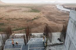 Ethiopia duy trì kế hoạch trữ nước đập Đại Phục Hưng