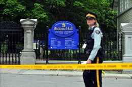 Đối tượng đột nhập khu vực dinh Thủ tướng Canada bị cáo buộc 22 tội danh