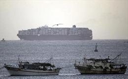Khu kinh tế Kênh đào Suez thu hút hơn 15 tỷ USD vốn đầu tư