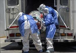Tỷ lệ tử vong do COVID-19 tại Mexico cao hàng đầu thế giới