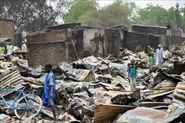 Liên hợp quốc tạm dừng hoạt động cứu trợ nhân đạo tại Nigeria