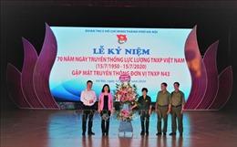 Thành đoàn Hà Nội tổ chức gặp mặt Đội Thanh niên xung phong N43