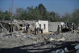 Ít nhất 40 người bị thương do đánh bom xe tại Afghanistan