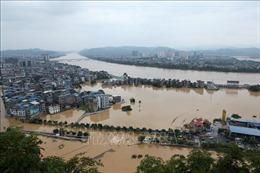 Trung Quốc báo động mực nước 433 con sông dâng cao kỷ lục