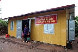 Niềm vui từ những ngôi nhà mới dành cho hộ nghèo miền biên viễn