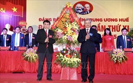 Đảng bộ Bệnh viện Trung ương Huế hoàn thành xuất sắc 5/5 chỉ tiêu nhiệm kỳ 2015-2020