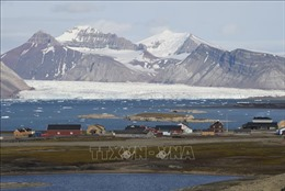 Ghi nhận nhiệt độ cao chưa từng có tại quần đảo Savalbard của Na Uy