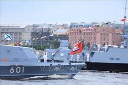 Nga long trọng kỷ niệm Ngày Hải quân lần thứ 81