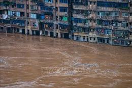 Trùng Khánh (Trung Quốc) khởi động hệ thống ứng phó khẩn cấp phòng chống lũ cấp IV