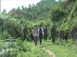 Hà Giang ngăn chặn nhóm người nhập cảnh trái phép và trốn tránh cách ly y tế