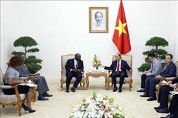 Thủ tướng Nguyễn Xuân Phúc tiếp Đại sứ Nigeria
