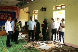 Ổn định cuộc sống của người dân Sơn La sau các trận động đất