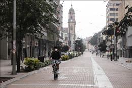Dịch COVID-19 lây lan nhanh, Colombia ban bố báo động đỏ ở thủ đô Bogota