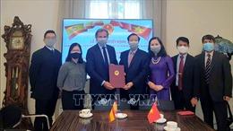 Lễ bổ nhiệm Lãnh sự Danh dự Việt Nam tại Barcelona