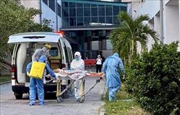 Bệnh viện Trung ương Huế tiếp nhận thêm 8 ca mắc COVID-19 từ Đà Nẵng