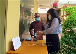 Giáo hội Phật giáo Việt Nam yêu cầu tạm dừng tổ chức lễ hội, pháp hội, khóa tu tập trung đông người