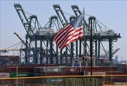 Fitch hạ triển vọng kinh tế của Mỹ xuống mức 'tiêu cực'