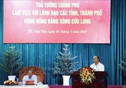 Thủ tướng Nguyễn Xuân Phúc: Quyết liệt hơn nữa để thực hiện tốt mục tiêu kép