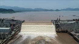 Sudan thông báo quá trình đàm phán về đập thủy điện Đại Phục Hưng