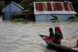 Mưa lũ và dịch bệnh đe dọa cuộc sống của 17,5 triệu người dân Nam Á