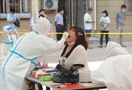 Trung Quốc đại lục ghi nhận 37 ca nhiễm mới
