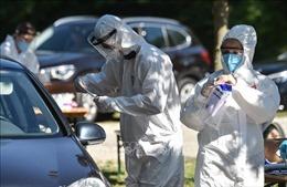Đức siết chặt quy định xét nghiệm do số ca nhiễm tăng