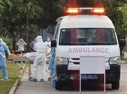 Bệnh viện Trung ương Huế nỗ lực điều trị cho các bệnh nhân mắc COVID-19