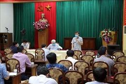 Hải Dương, Thanh Hóa khẩn trương triển khai các biện pháp phòng, chống dịch