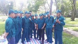 Xây dựng lực lượng tự vệ Thông tấn xã Việt Nam vững mạnh