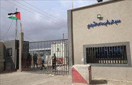 Israel đóng cửa khẩu với Dải Gaza