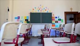 Các trường học ở Đức bắt đầu năm học mới với những quy định phòng dịch COVID-19