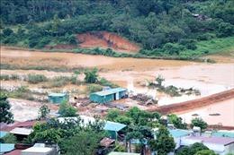 Mưa lũ gây nhiều thiệt hại nặng nề tại Đắk Nông