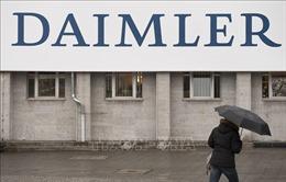 Hãng chế tạo ô tô Daimler chi 2,2 tỷ USD giải quyết bê bối gian lận khí thải
