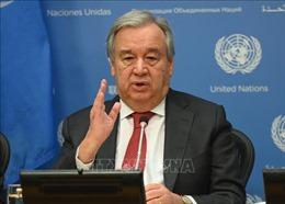 Tổng Thư ký LHQ kêu gọi Israel, Palestine quay lại bàn đàm phán