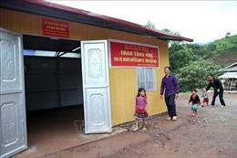 Niềm vui có nhà mới của người dân biên giới Nậm Pồ, Điện Biên