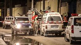 Khách sạn ở thủ đô Somalia bị tấn công, 10 dân thường thiệt mạng