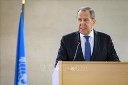 Nga tái khẳng định cam kết đối với nghị quyết của LHQ về thỏa thuận hạt nhân Iran