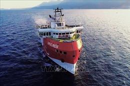 EU hối thúc Thổ Nhĩ Kỳ dừng khai thác khí đốt ở Địa Trung Hải