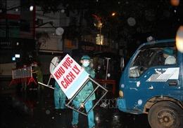 Gỡ phong tỏa 4 tuyến phố tại thành phố Buôn Ma Thuột