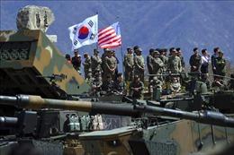 Mỹ, Hàn Quốc tiến hành cuộc tập trận chung mùa Hè