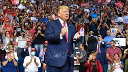 Tổng thống Mỹ Donald Trump khởi động chiến dịch tranh cử tại 4 bang