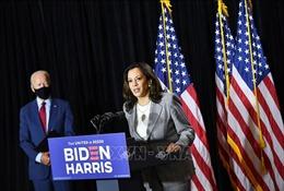 Thượng nghị sĩ K.Harris cùng ông J.Biden chính thức liên danh tranh cử